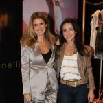 Flavia Palmiero y Eleonora Wexler