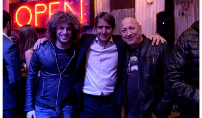"Darian ""Rulo"" Schijman; Rafa Muro; Guillermo Novellis"