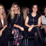 Julieta Prandi, Paula Morales, Julieta Díaz y Eleonora Wexler