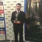 Julián Pinzas - Karate - Ganador de la Estatuilla de Oro
