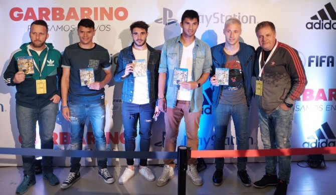 Walter Bou (Boca Juniors) - Ezequiel Cerutti (San Lorenzo) - Leandro Marín (Arsenal) - Israel Damonte (Estudiantes LP)